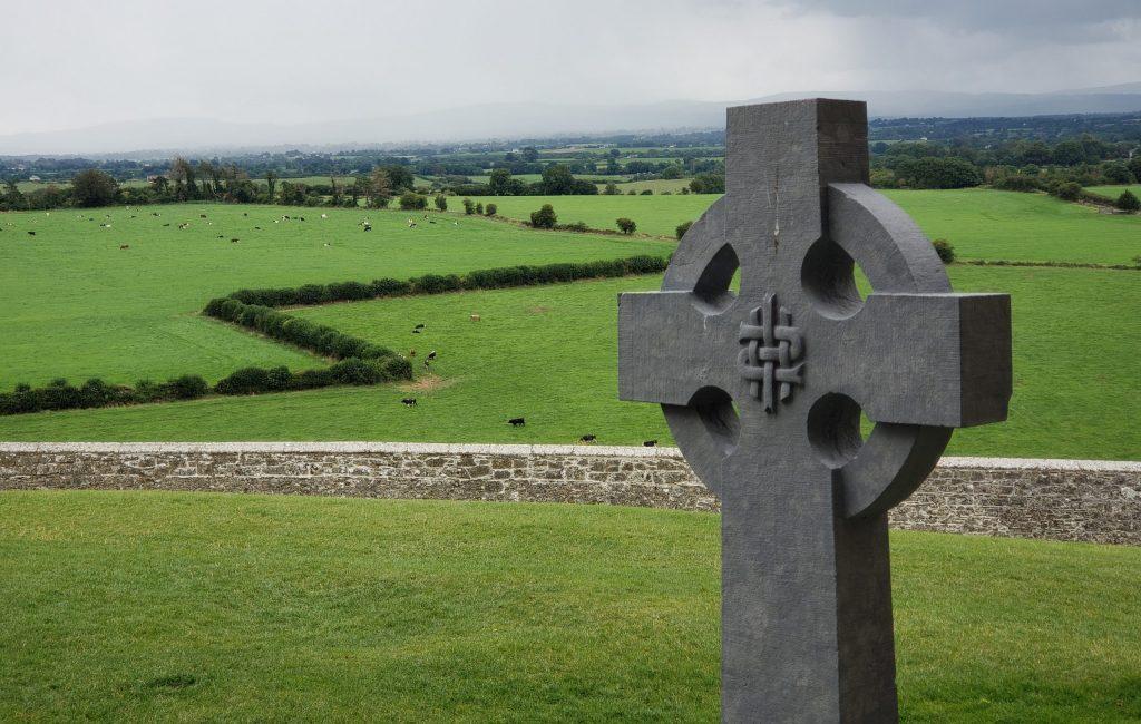 Dos folcloristas irlandeses